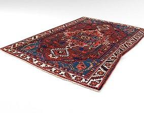 3D model oriental carpet