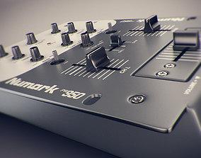 3D DJ Mixer