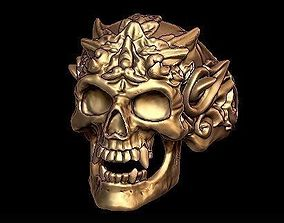 skull goblin 3D printable model