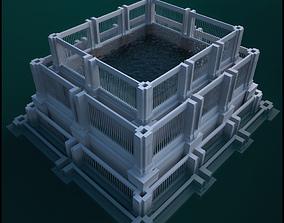 3D model Historic Fountain