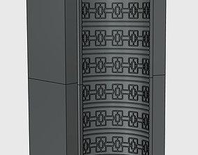 3D print model Batman versus Superman Vault