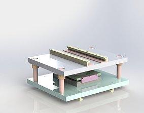 -Flying- stamping die 3D model