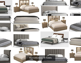 3D model Bed Collections