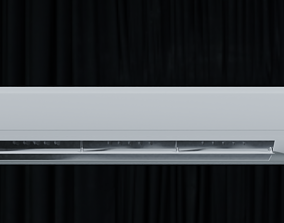 compressor air conditioner 3D model realtime
