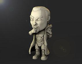 Sun tzu Scifi Chibi 3D print model