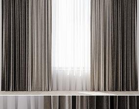 Curtains 01 3D