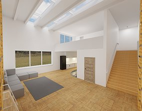 3D Two Storey Apartment