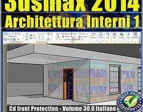 3ds max 2014 Architettura Interni 1 vol 30 Italiano cd 1