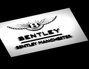 3D Bentley Logo