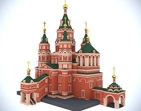 3dprinting 3D print model Church
