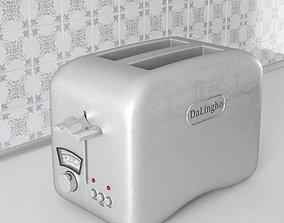 toaster 17 am143 3D model