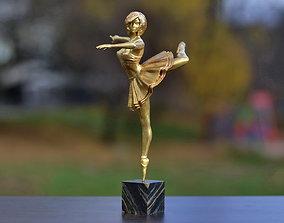 Ballerina 3 3D printable model