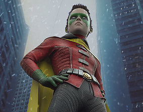 3D print model Robin - Damian Wayne