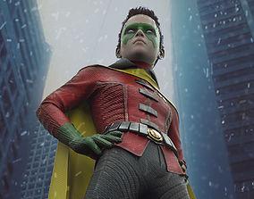 3D printable model Robin - Damian Wayne