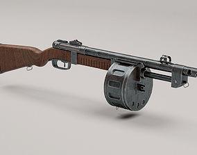 3D Fallout terrible shotgun replica