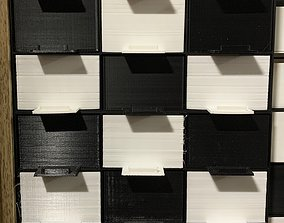 Stackable Box x1 x3 x6 x9 3D printable model