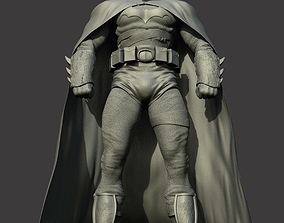 Batman fan art 3D