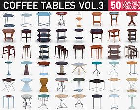3D model Coffee Table - Vol 3