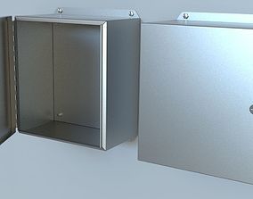 3D Electrical Steel Panel Box