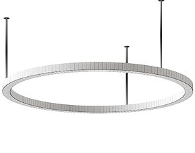 3D model RIO In and Out Ceiling Wall light by KAIA