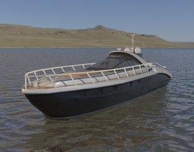 Riva-68 Ego Super Ship 3D model