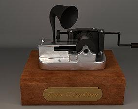 music box various-models 3D