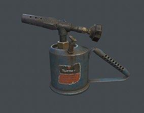 3D asset blowtorch