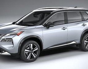 Nissan Rogue 2021 3D