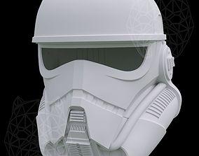 Patrol Trooper Helmet 3D printable model