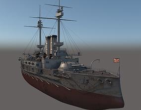 3D HMS OCEAN