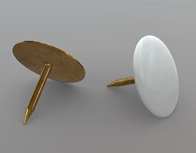 Thumb Tack 2 3D model