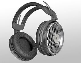 3D asset Audio-Technica ATH-ADX5000 Headphones PBR