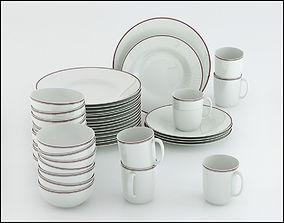 3D model Tableware cookware