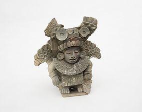 3D model Kislak Statue