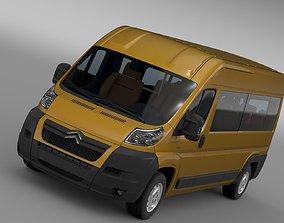 Citroen Relay Window Van L3H2 2006-2014 3D