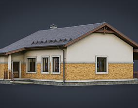 GameReady Cottage FREE 3D asset