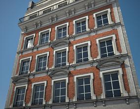Old Building II 3D model