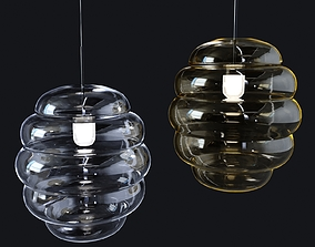 3D model Blimp lighting collection from Bomma