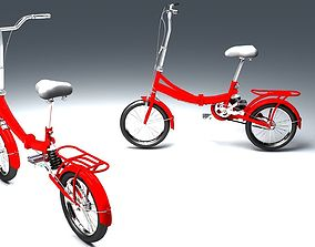 bicycle product 3D print model