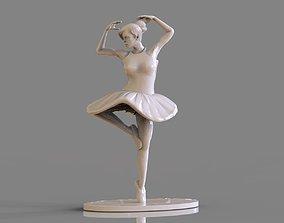 Ballet Woman 3D print model