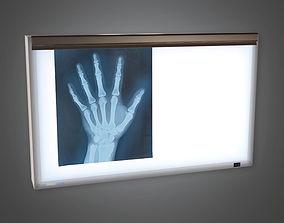 XRay Lightbox HPL - PBR Game Ready 3D asset