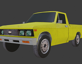 3D model 77 Chevrolet Luv