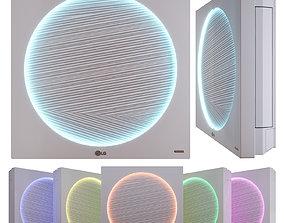 3D LG Artcool Stylist Inverter V