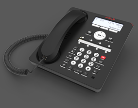 Avaya 1408 Telephone 3D model