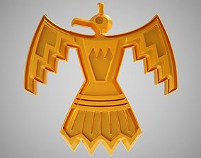 3D printable model Thunderbird Necklace