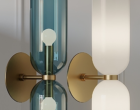3D model Lightmaker Edie Sconce Light