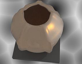 Rough Spherical Vase 3D printable model