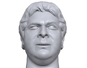 Dino Bravo 3D printable portrait sculpture