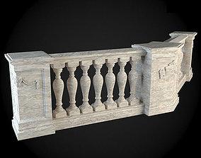 design Baluster 3D model