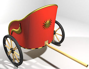 Chariot - Roman 3D